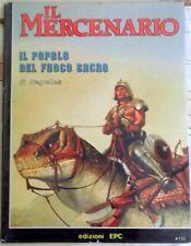 V. SEGRELLES: IL MERCENARIO - IL POPOLO DEL FUOCO SACRO
