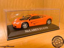 McLAREN F1 GTR GT-R RED 1:43 MINT!!!