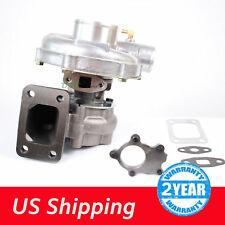 T04E T3/T4 .63A/R 57 Trim Universal Turbocharger Compressor 400+HP Boost Stage 3