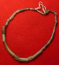 Roman Green Glass Necklace
