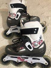 Rollerblade Fusion X7 Urban Inline Skates 7.5 Men Freestyle