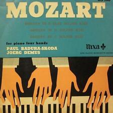 Mozart(Vinyl LP)Sonatas-Nixa / PYE-WLP 5060-Austria-VG/VG