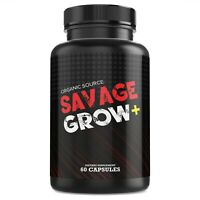 Savage Grow Plus 60 capsules