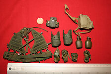 DRAGON 1/6TH SCALE MODERN U.S. ARMY TASK FORCE VEST AND POUCHES FROM LEON