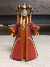 Star Wars Queen Amidala Coruscant Hasbro TPM Near Mint 3.75 Action Figure