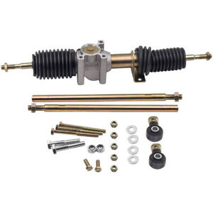 Steering RACK and PINION Assembly w/TIE ROD ENDS for POLARIS RZR 800 EFI