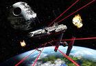 Komar Star Wars Papier peint photo 8-489 MILENNIUM Falcon 368 x 254 cm Image
