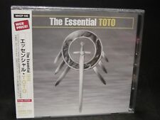 TOTO The Essential Toto JAPAN CD Steely Dan Boz Scaggs S.S. Fools Bobby Kimball