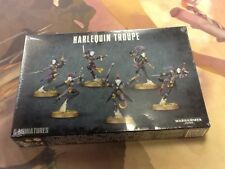 40K Warhammer Harlequin Troupe NIB Sealed