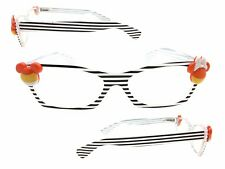 Disney 1.50 Strength Halloween Reading Glasses Candy Corn Mickey & Minnie Mouse