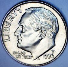 1996w CH/GEM BU West Point MINT Roosevelt Dime Coin PQ FLASHY LOT    NR