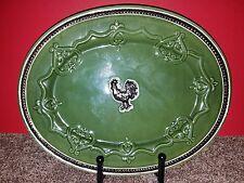 New listing Cracker Barrel Elegant Rooster serving plate.