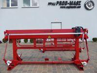 Abkantbank RED PLUS 2200/0.8 mit Fußbedienung Kantbank Biegemaschine Hersteller