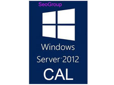 Windows Server 2012 Remote Desktop Services RDS 50 User Cal
