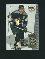 JAROMIR JAGR pittsburgh penguins ud CENTURY LEGENDS # 37