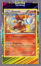 🌈Goupelin -XY10:Impact des Destins-13/124-Carte Pokemon Neuve Français