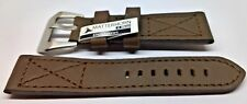 PANERAI TYPE VINTAGE STYLE LEATHER WATCH STRAP 22mm 24mm 26mm