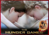 THE HUNGER GAMES - Indvidual Base Card #24 - Katniss and Primrose