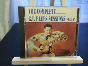 Elvis Presley - G.I BLUES - Complete - Volume 3 (CD LTD EDITION)