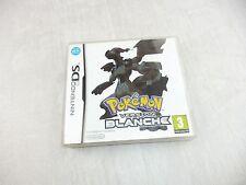 Jeu pour console Nintendo DS, Pokémon version blanche