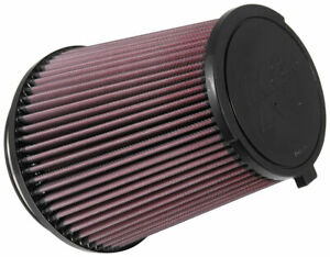 K&N E-0649 Replacement Air Filter for 15-19 Ford Mustang Shelby 5.2L V8