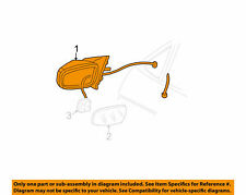 Side Mirror Genuine Olds Intrigue Buick Century Regal LH 10420181 Fits 97-05 Y1