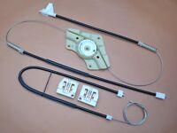 Window Regulator Repair Kit for Skoda Octavia 1 FRONT LEFT (1U, after 2000)