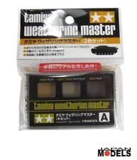 Tamiya WEATHERING MASTER A - Set Invecchiamento Per Modellismo 87079 Tamiya New
