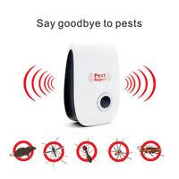 Elettronico Repellente Anti Ultrasuoni Per Pest Zanzare Insetti Scarafagi 5W