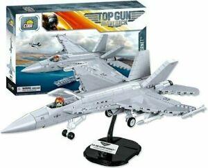 COBI TOP GUN: Maverick F/A-18E Super Hornet Konstruktionsspielzeug