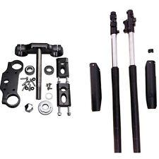 Upside Down Front Fork & Triple clamp Dirt Pit Bike 110 125cc 140cc 150cc 250cc