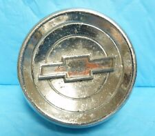 VTG CHEVROLET 1965 PICK UP CENTER STEERING WHEEL HORN BUTTON LOGO EMBLEM E3#12