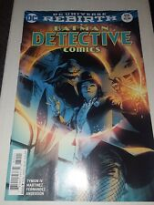Batman Detective Comics #959 DC Rebirth VF Variant Rafael Albuquerque Cover