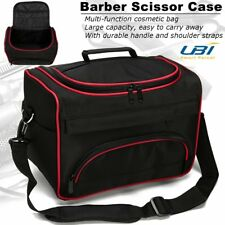 Pro Barber Salon Hairdressing Tools Storage Bag Scissors Combs Tool Pouch Case