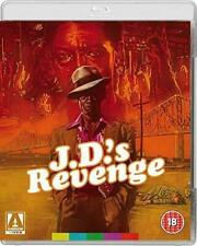 JdS Revenge BLU RAY