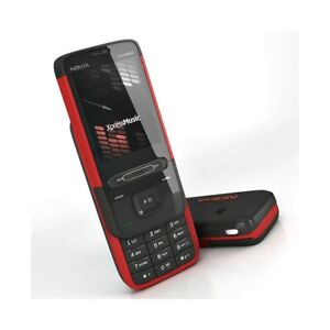 Phone Mobile Phone Nokia 5610 XpressMusic Red Umts Camera Top Quality