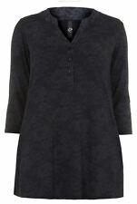 Evans Plus Size Casual 3/4 Sleeve Tops & Shirts for Women