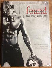 FOUND (Blu Ray/DVD/Mediabook) Uncut Limited Ed 1333 Indie Horror Gore