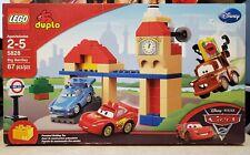 Disney Pixar Cars 2 LEGO Duplo Big Bentley set # 5828 - New