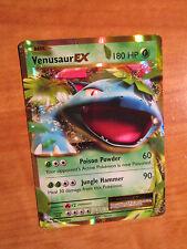 NM Pokemon VENUSAUR EX Card EVOLUTIONS Set 1/108 XY X and Y Ultra Rare TCG