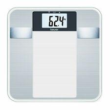 Básculas de color plata para control de peso