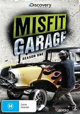 Misfit Garage : Season 1 DVD - Brand New & SEALED