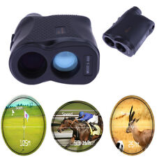 600M 6X Telescope Laser Range Finder Distance Height Speed Meter Waterproof
