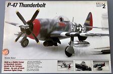 c1992 Testors 1:48 Scale, Republic P-47 THUNDERBOLT Plane Model Kit, #520