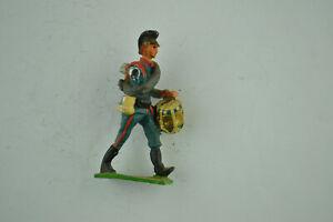 Lead Toy Soldier Figure Vintage Handpainted Figurine Statue 827-829