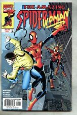 Amazing Spider-Man #5-1999 vf 1st new Spider-Woman John Byrne