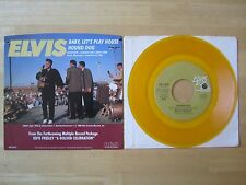 Elvis Presley 45rpm record & Picture Sleeve,  Gold Vinyl, RCA # PB-13875