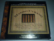 Mambo Cubano Perez Prado, Celia Cruz, Tito Puente, Xavie Cugat.. [2 CD]