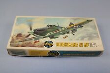 ZF708 Airfix 1/72 maquette avion militaire 02042-0 272 Hawker Hurricane IV RP