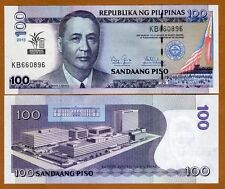 Philippines, 100 Piso, 2013, P-New, UNC > Commemorative, National Year of Rice